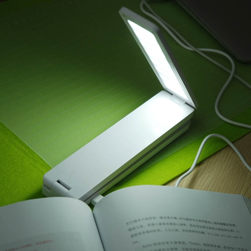 16 LED Foldable Portable Rechargable Reading Desk Table Lamp Light   Folding for Study  Home OfficeHome &amp; Garden<br>16 LED Foldable Portable Rechargable Reading Desk Table Lamp Light   Folding for Study  Home Office<br>