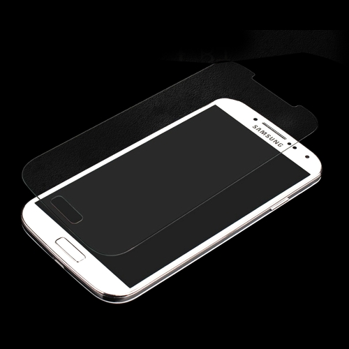2.5D Protection Film Tempered Glass Screen Protector Anti-shatter for Samsung Galaxy S4 i9500Cellphone &amp; Accessories<br>2.5D Protection Film Tempered Glass Screen Protector Anti-shatter for Samsung Galaxy S4 i9500<br>