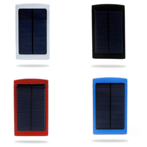 10000mAh External Solar Charger Mobile Power Universal for iPhone iPad Samsung NokiaSmartphones Portable BlackCellphone &amp; Accessories<br>10000mAh External Solar Charger Mobile Power Universal for iPhone iPad Samsung NokiaSmartphones Portable Black<br>