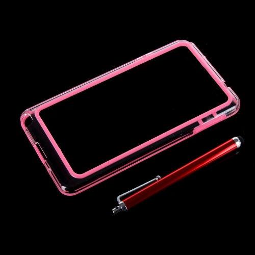 Colorful TPU+PC Bumper Frame Case Cover for Samsung N9000 Galaxy Note3+Stylus Pen PinkCellphone &amp; Accessories<br>Colorful TPU+PC Bumper Frame Case Cover for Samsung N9000 Galaxy Note3+Stylus Pen Pink<br>