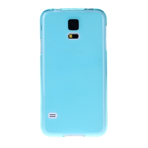 TPU Protective Back Case Cover Shell for Samsung Galaxy S5 i9600 BlueCellphone &amp; Accessories<br>TPU Protective Back Case Cover Shell for Samsung Galaxy S5 i9600 Blue<br>