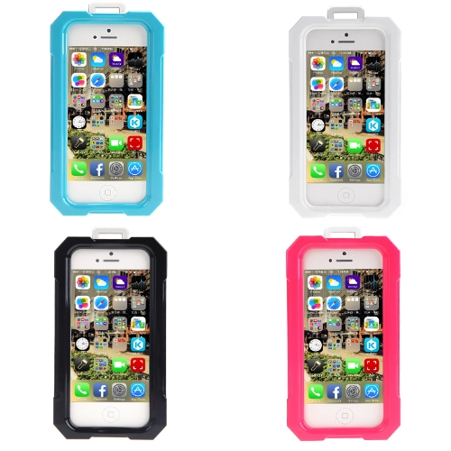 Ipega Waterproof Shockproof Snowfroof Dirtproof Silicon Protective Case for iPhone 5/5S with Strap RoseCellphone &amp; Accessories<br>Ipega Waterproof Shockproof Snowfroof Dirtproof Silicon Protective Case for iPhone 5/5S with Strap Rose<br>