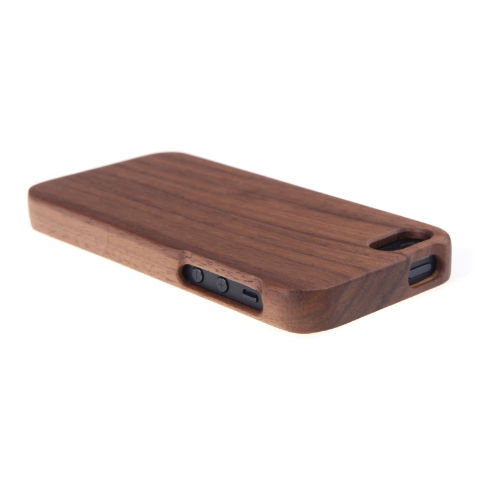 Natural Wood Walnut Hard Back Cover Case Shell for Apple iPhone 5 5sCellphone &amp; Accessories<br>Natural Wood Walnut Hard Back Cover Case Shell for Apple iPhone 5 5s<br>