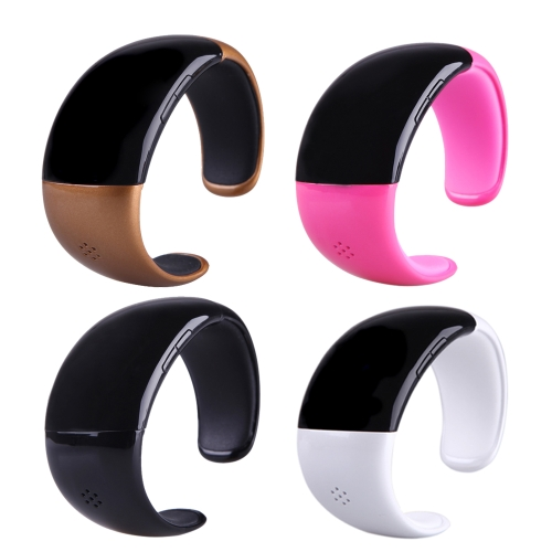Wireless Bluetooth Bracelet Watch with Microphone Speaker Receive Reject Incoming Call Anti-loss Alarm Multifunctional Fashion WhiCellphone &amp; Accessories<br>Wireless Bluetooth Bracelet Watch with Microphone Speaker Receive Reject Incoming Call Anti-loss Alarm Multifunctional Fashion Whi<br>