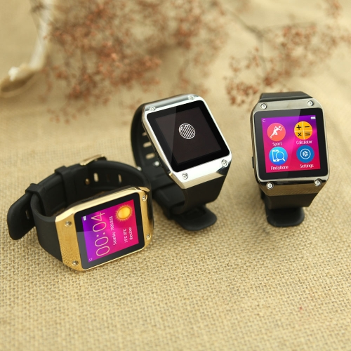 Bluetooth Smart Watch for Android Phones 1.54 Touch Screen  SMS Call Sync Weather Pedometer Mobile Anti-lost Camera Remote ControCellphone &amp; Accessories<br>Bluetooth Smart Watch for Android Phones 1.54 Touch Screen  SMS Call Sync Weather Pedometer Mobile Anti-lost Camera Remote Contro<br>