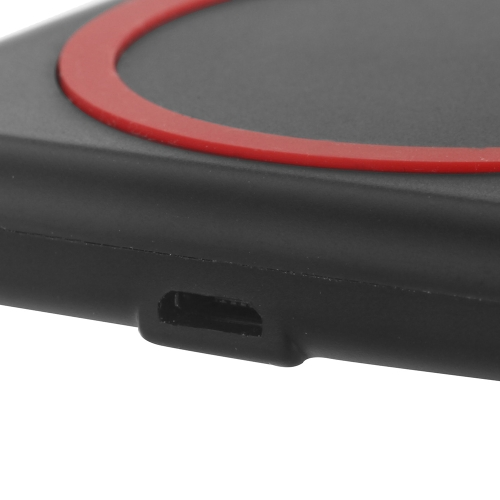 Qi Wireless Pad Charger Transmitter for iPhone Samsung Galaxy S5 S3 S4 Note2 Nokia Nexus Square RedCellphone &amp; Accessories<br>Qi Wireless Pad Charger Transmitter for iPhone Samsung Galaxy S5 S3 S4 Note2 Nokia Nexus Square Red<br>