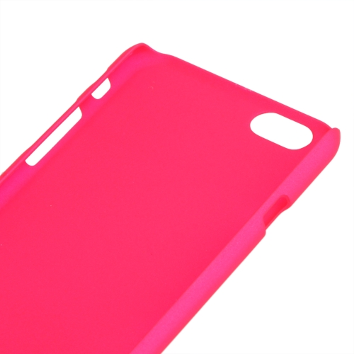 PC Protective Case Cover Hard Back for Apple iPhone 6 Rose Red