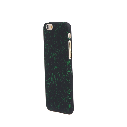 Fantastic Universal Stars PC Protective Hard Back Case Cover Skin for Apple iPhone 6 4.7 Green