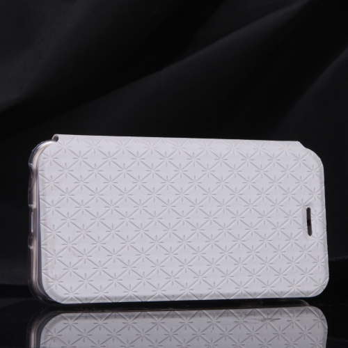 Luxury Slim Flip Leather Rhombus Grain Case Soft Clear TPU Back Cover Protective Shell for Apple iPhone 6 4.7 WhiteCellphone &amp; Accessories<br>Luxury Slim Flip Leather Rhombus Grain Case Soft Clear TPU Back Cover Protective Shell for Apple iPhone 6 4.7 White<br>