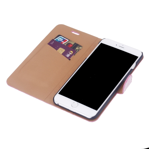 Magnetic Flip Textured PU Leather Case Hard PC Back Cover Skin Pouch Ultra Slim Card Slot for Apple iPhone 6 Plus 5.5 PinkCellphone &amp; Accessories<br>Magnetic Flip Textured PU Leather Case Hard PC Back Cover Skin Pouch Ultra Slim Card Slot for Apple iPhone 6 Plus 5.5 Pink<br>