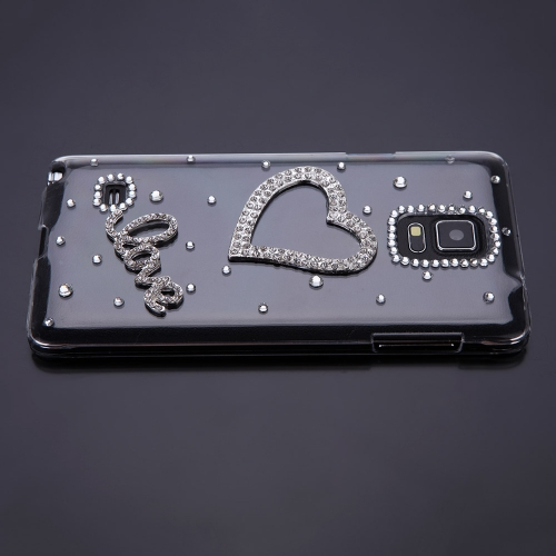 Ultrathin Lightweight Plastic Fashion Bling Bumper Shell Case Protective Back Cover for Samsung Note 4 N910Cellphone &amp; Accessories<br>Ultrathin Lightweight Plastic Fashion Bling Bumper Shell Case Protective Back Cover for Samsung Note 4 N910<br>