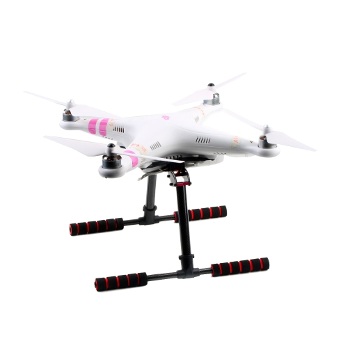 Upgrade Carbon Fiber Tall Landing Skid Gear Kit for DJI Phantom 1 2 Vision FPV RC QuadcopterToys &amp; Hobbies<br>Upgrade Carbon Fiber Tall Landing Skid Gear Kit for DJI Phantom 1 2 Vision FPV RC Quadcopter<br>