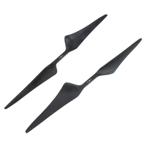 2 Pairs 1755 17X5.5 Carbon fiber CW/CCW Propeller props for RC FPV Multirotor QuadcoptorToys &amp; Hobbies<br>2 Pairs 1755 17X5.5 Carbon fiber CW/CCW Propeller props for RC FPV Multirotor Quadcoptor<br>