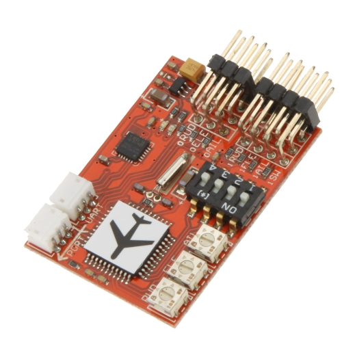 JCX-M6 M6 High Precision Flight Controller Digital gyro for RC Fixed-wing Airplane V-tail Model Plane FPVToys &amp; Hobbies<br>JCX-M6 M6 High Precision Flight Controller Digital gyro for RC Fixed-wing Airplane V-tail Model Plane FPV<br>