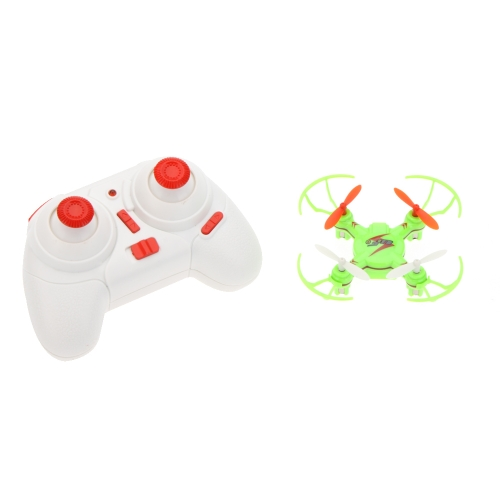 Wltoys V646 2.4G 4CH 6-axis Gyro Nano-sized Headless Mode RC Quadcopter Mini UFO w/ Propeller Protector Green/YellowToys &amp; Hobbies<br>Wltoys V646 2.4G 4CH 6-axis Gyro Nano-sized Headless Mode RC Quadcopter Mini UFO w/ Propeller Protector Green/Yellow<br>