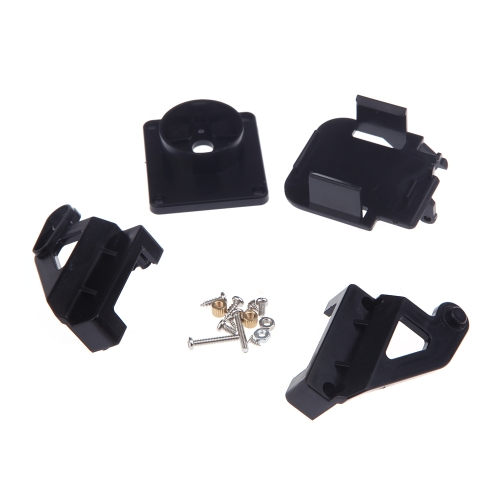 Plastic PT Kit Pan/Tilt Camera Platform Anti-Vibration Mount for FPV RCToys &amp; Hobbies<br>Plastic PT Kit Pan/Tilt Camera Platform Anti-Vibration Mount for FPV RC<br>