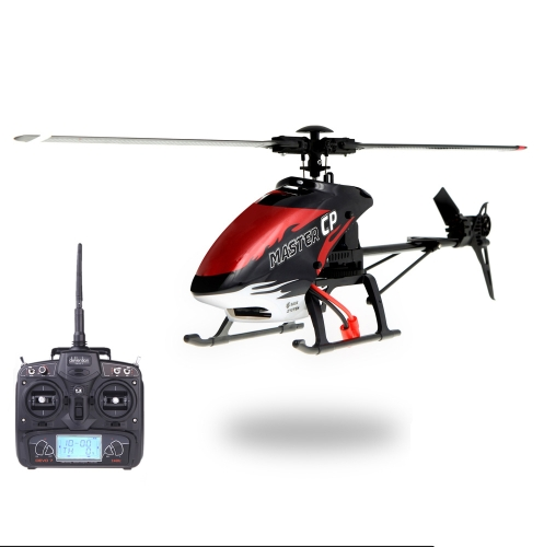 Walkera MASTER CP Flybarless 6-Axis Gyro 6CH RC Helicopter w/ DEVO 7 Transmitter