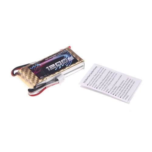 High Power YKS Lipo Battery 7.4V 1200mah 20C MAX 30C JST Plug for RC Airplane Helicopter Part (Lipo Battery ,7.4V 1200mah 20C,RC BToys &amp; Hobbies<br>High Power YKS Lipo Battery 7.4V 1200mah 20C MAX 30C JST Plug for RC Airplane Helicopter Part (Lipo Battery ,7.4V 1200mah 20C,RC B<br>