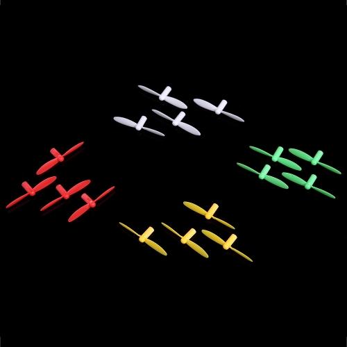 Wltoys KV272-001 Multicolor propellers Blade Sets for RC Mini Quadcopter Wltoys V272 V282 V292 propellers Blade Part (Wltoys KV272Toys &amp; Hobbies<br>Wltoys KV272-001 Multicolor propellers Blade Sets for RC Mini Quadcopter Wltoys V272 V282 V292 propellers Blade Part (Wltoys KV272<br>