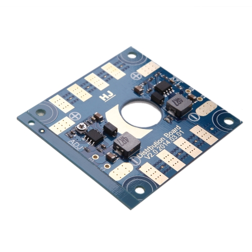 5V 12V ESC Section Board/ ESC Connection Board with 3-20V Adjustable Voltage and Dual BEC Output for FPV Quadcopter(FPV ESC SectioToys &amp; Hobbies<br>5V 12V ESC Section Board/ ESC Connection Board with 3-20V Adjustable Voltage and Dual BEC Output for FPV Quadcopter(FPV ESC Sectio<br>