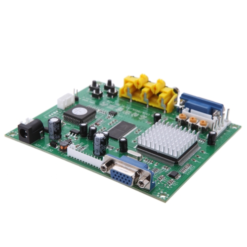 Portable Genuine GBS8200  5V Active Low 1 Channel Relay Module Board  CGA / EGA / YUV / RGB To VGA Arcade Game Video Converter forVideo &amp; Audio<br>Portable Genuine GBS8200  5V Active Low 1 Channel Relay Module Board  CGA / EGA / YUV / RGB To VGA Arcade Game Video Converter for<br>