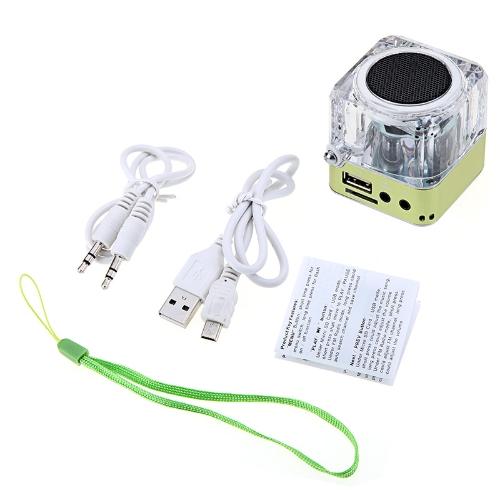Mini Digital Portable Music MP3/4 Player TF USB Disk Speaker FM RadioVideo &amp; Audio<br>Mini Digital Portable Music MP3/4 Player TF USB Disk Speaker FM Radio<br>