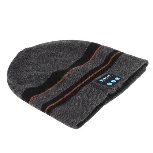 Bluetooth Music Headphone Soft Warm Beanie Hat CapVideo &amp; Audio<br>Bluetooth Music Headphone Soft Warm Beanie Hat Cap<br>