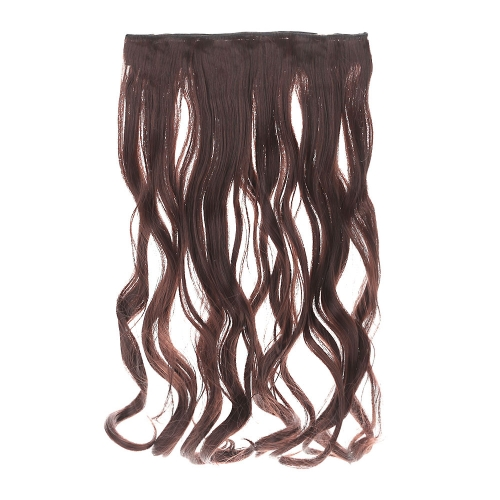 6Clips Long Big Wave Hair Thicken Fashion Popular Goddess Charming Curled Hair ExtensionHealth &amp; Beauty<br>6Clips Long Big Wave Hair Thicken Fashion Popular Goddess Charming Curled Hair Extension<br>