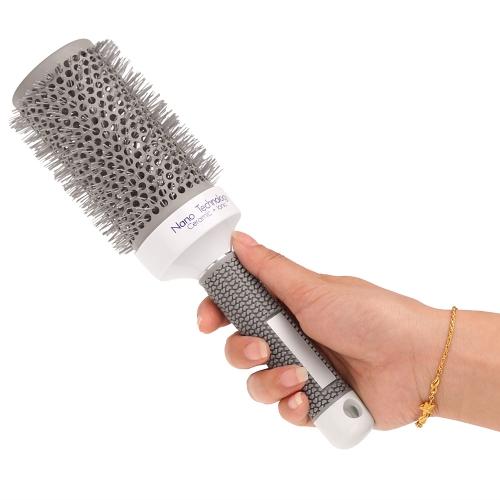 53mm Ceramic Iron Radial Round Comb Hair Dressing Brush Barrel Salon Styling ToolHealth &amp; Beauty<br>53mm Ceramic Iron Radial Round Comb Hair Dressing Brush Barrel Salon Styling Tool<br>