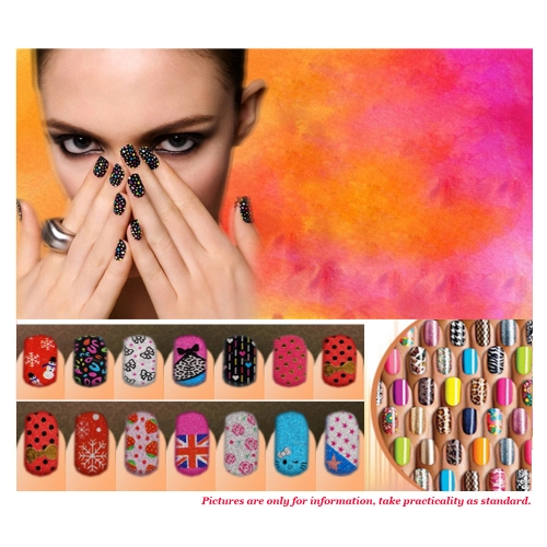 Nail Wraps Stickers Self Adhesive Polish Foil Decoration Art Decals BeautifulHealth &amp; Beauty<br>Nail Wraps Stickers Self Adhesive Polish Foil Decoration Art Decals Beautiful<br>