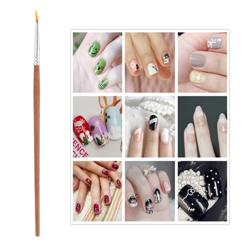 1PC Professional Cosmetics Makeup Brush Tiny  Acrylic Nail Art Tips Design Pen Painting Drawing BrushHealth &amp; Beauty<br>1PC Professional Cosmetics Makeup Brush Tiny  Acrylic Nail Art Tips Design Pen Painting Drawing Brush<br>