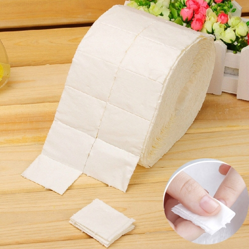 500Pcs/Roll Cotten Wipes Pads Paper Nail Art Soak Off Gel Wraps Gel Polish Remover Cleaner ToolHealth &amp; Beauty<br>500Pcs/Roll Cotten Wipes Pads Paper Nail Art Soak Off Gel Wraps Gel Polish Remover Cleaner Tool<br>
