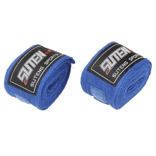 2pcs/roll Width 5cm Length 2.5M 100% Cotton Sports Strap Boxing Sanda Muay Thai MMA Taekwondo Bandage Hand WrapsSports &amp; Outdoor<br>2pcs/roll Width 5cm Length 2.5M 100% Cotton Sports Strap Boxing Sanda Muay Thai MMA Taekwondo Bandage Hand Wraps<br><br>Product weight: 226g (48-67 kg)g