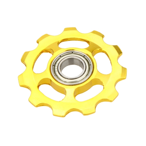 MTB Mountain Bike Road Bicycle Rear Derailleur Aluminum Alloy 11T Guide Roller Idler Pulley Jockey Wheel Part AccessorySports &amp; Outdoor<br>MTB Mountain Bike Road Bicycle Rear Derailleur Aluminum Alloy 11T Guide Roller Idler Pulley Jockey Wheel Part Accessory<br>