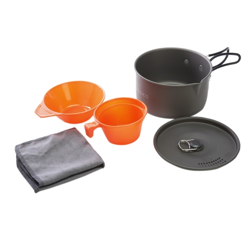 ALOCS CW-S03 1-2 People Aluminum Portable Ultralight Outdoor Non-Stick Camping Hiking Backpacking Cooking Picnic Cookware Cup BowlSports &amp; Outdoor<br>ALOCS CW-S03 1-2 People Aluminum Portable Ultralight Outdoor Non-Stick Camping Hiking Backpacking Cooking Picnic Cookware Cup Bowl<br>