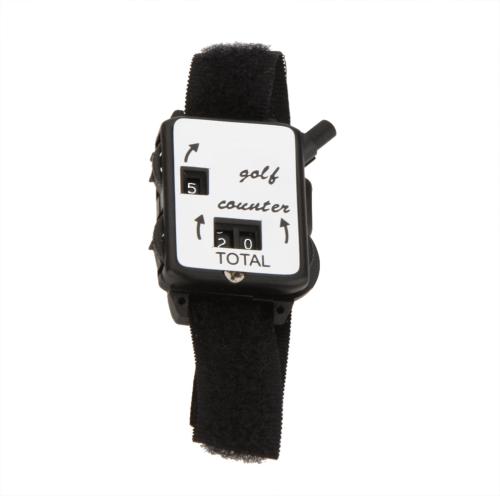 Golf Club Stroke Score Keeper Count Watch Putt Shot Counter with Wristband BandSports &amp; Outdoor<br>Golf Club Stroke Score Keeper Count Watch Putt Shot Counter with Wristband Band<br>