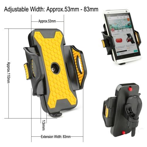 Universal ABS Bike Bicycle Phone HolderSports &amp; Outdoor<br>Universal ABS Bike Bicycle Phone Holder<br>