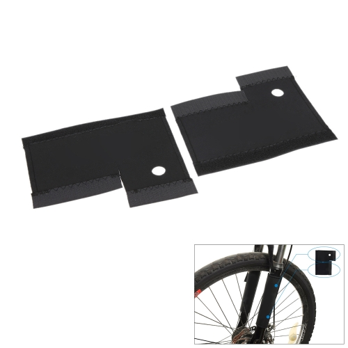 1 Pair/ 2pcs Bicycle Front Fork Velcro Protective Pad Wrap Cover Protector Guard Neoprene for Cycling Mountain BikeSports &amp; Outdoor<br>1 Pair/ 2pcs Bicycle Front Fork Velcro Protective Pad Wrap Cover Protector Guard Neoprene for Cycling Mountain Bike<br>