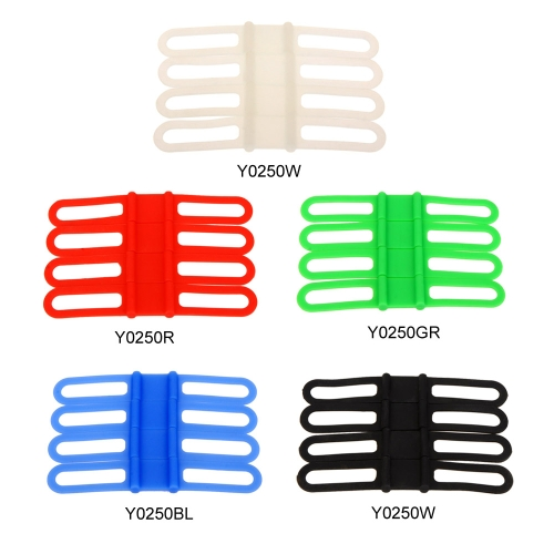 4pcs Bike Bicycle High Strength Silicone Straps Flexible Holder for Cellphone Lights ComputerSports &amp; Outdoor<br>4pcs Bike Bicycle High Strength Silicone Straps Flexible Holder for Cellphone Lights Computer<br>