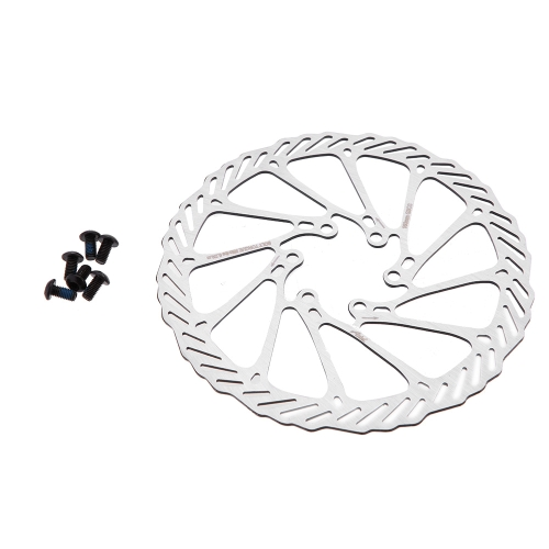 160mm Disc Brake Rotors 6 Bolts Stainless Steel for MTB Mountain Road Bike Bicycle Parts AccessorySports &amp; Outdoor<br>160mm Disc Brake Rotors 6 Bolts Stainless Steel for MTB Mountain Road Bike Bicycle Parts Accessory<br>
