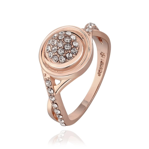 R657-B-8 Wholesale High Quality Nickle Free Antiallergic New Fashion Jewelry 18K Gold PlatedRingApparel &amp; Jewelry<br>R657-B-8 Wholesale High Quality Nickle Free Antiallergic New Fashion Jewelry 18K Gold PlatedRing<br>