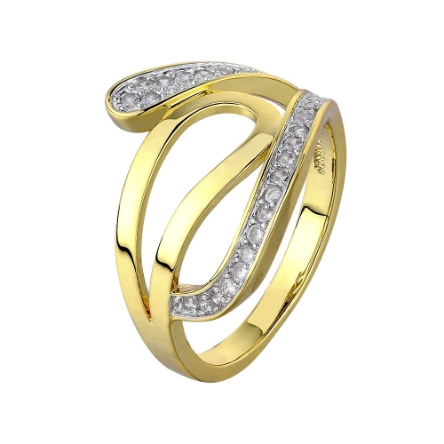 R659-B-8 Wholesale High Quality Nickle Free Antiallergic New Fashion Jewelry 18K Gold PlatedRingApparel &amp; Jewelry<br>R659-B-8 Wholesale High Quality Nickle Free Antiallergic New Fashion Jewelry 18K Gold PlatedRing<br>