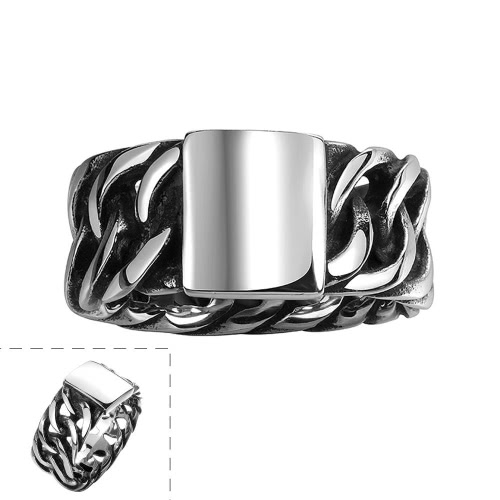 R095-8 Stylish wholesale various styles 316L stainless steel punk ringCellphone &amp; Accessories<br>R095-8 Stylish wholesale various styles 316L stainless steel punk ring<br>