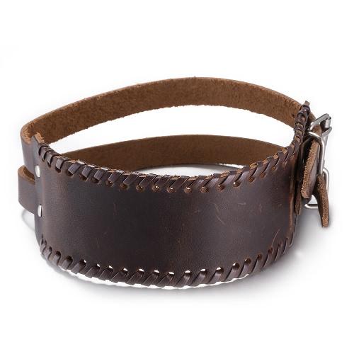 Vintage Fashion Alloy Metal Buckle Wide Leather Unisex BraceletApparel &amp; Jewelry<br>Vintage Fashion Alloy Metal Buckle Wide Leather Unisex Bracelet<br>