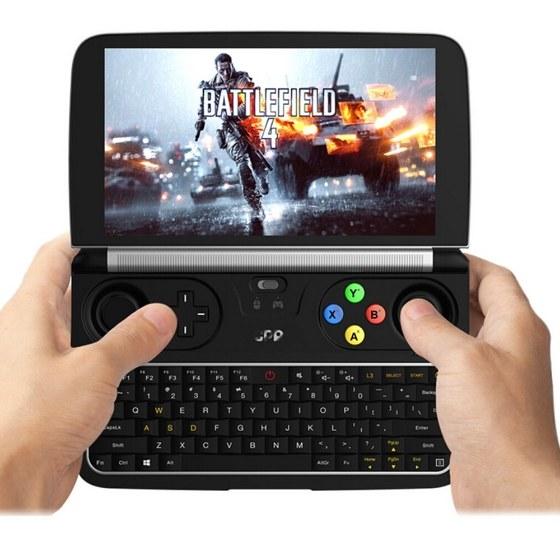 ordinateur portable 8gb 256gb de poche de jeu original de console de jeu de gpd win2 256g eu. Black Bedroom Furniture Sets. Home Design Ideas