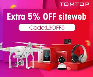 TOMTOP.com is one of Chinas leading e-commerce export site, providing high quality products with best price. With 70,000 items across more than 100 categories, we have served 400,000 people in over 170 countries around the world.Enjoy online shopping