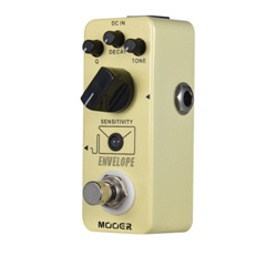 MOOER ENVELOPE Analog Auto Wah Guitar Effect Pedal True Bypass Full Metal Shell