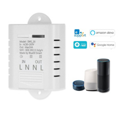 WIFI Smart Switch 16A Wireless Light Timer Switch