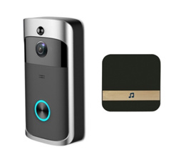 Smart Wireless WiFi Security DoorBell Video Door Phone with