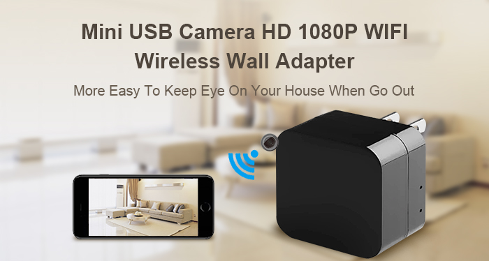 Wireless Wall Adapter